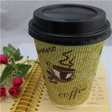 Matière première de tasse de papier, tasses de papier de café