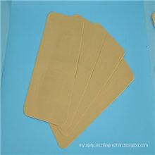 Tejido no tejido de algodón con aguja de aislamiento al por mayor