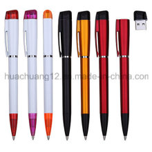 Hot Sale Promotional Ball Pen/Plastic Ball Pen with USB