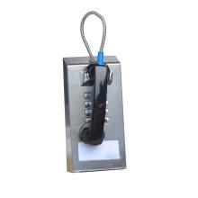 Нержавеющая сталь шнур-Топ тяжелых СИЗО Телефон для всех видов общественного пользования