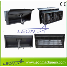 Leon air inlet for poultry house