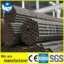 ASTM A53 round shaped 3 inch steel pipe price