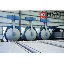 AAC Fábrica de Tijolos (HXM) (Autoclaved Aerated Concrete)