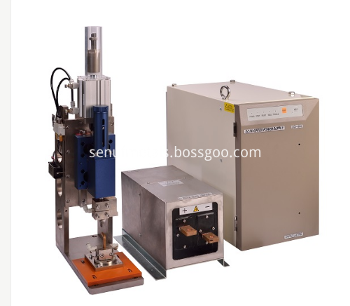 DC inverter power supply for precision resistance welding machine