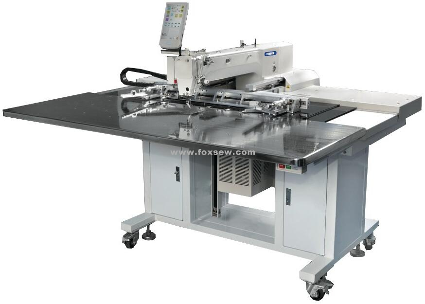 large-area-programmable-automatic-pattern-sewing-machine