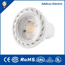 220V 4W COB GU10 ampoule blanche froide de projecteur de Dimmable LED