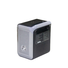 300W portable emergency generator backup power source with 50AH Lithium battery