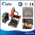 Jade Stone Brass Aluminium Desktop CNC Cutting Engraving Machine Ck3030