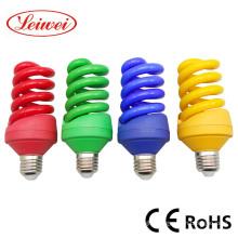 Colorful Full Spiral Energy Saving Lighting (T4 Full Spiral)