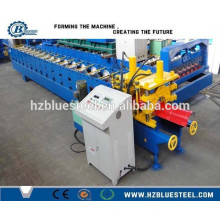 Widely Used Color Steel Metal Roof Ridge Cap Machine / Roof Ridge Tile Cold Roll Forming Machine/Making Machine