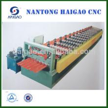 Single-Layer-CNC-Farbstahl-Walzenherstellungsmaschine / Blechumformungsmaschine