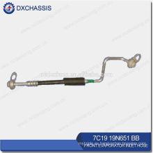 Tubo de entrada del evaporador delantero genuino Transit V348 7C19 19N651 BB