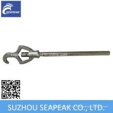Stahl verstellbarer Hdyarantschlüssel für Kupplung