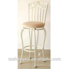 Antique Metal Bar Stool / Chair
