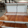 Insulation decorative PU foam wood wall covering