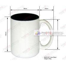 Sublimation intérieure couleur intérieur tasses et tasses