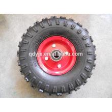 ruedas de goma para el carro 4.10 / 3.50-4