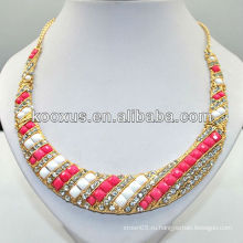 Мода Rhinestone кристалл ожерелье оптовой