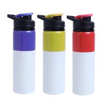 Single wall stainless steel bike water bottle manufacturer