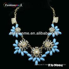 Collier style de 2013 hottest déclaration collier shourouk