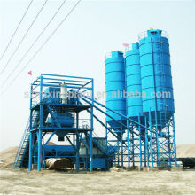 HZS série de mistura de betão pronto, planta de cimento usado para venda