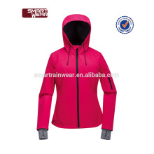 Atacado de alta qualidade proteção solar softshell casaco jaqueta