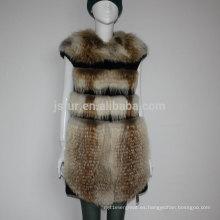 Venta al por mayor chaleco de piel de chaleco chaleco invierno chaleco de China