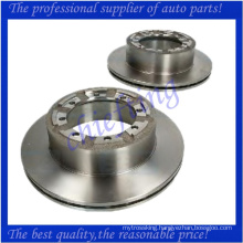 5001864712 5010260609 for renault master mascott truck brake disc