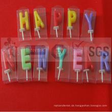Hauptprodukt Geburtstag Brief Kerzen