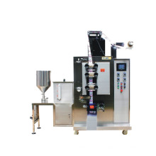 Automatic liquid paste filling, sealing , packing machine