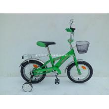 """Vélo pour enfants avec cadre en acier 14 """"(BX1406)"""