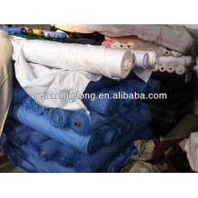 shirt fabric stock lot