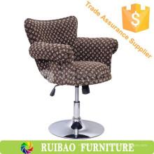 Регулируемая по высоте ткань Барная мебель для столовой