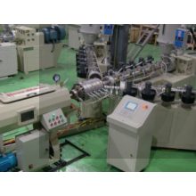 Three Layers PE Antiseptic Insulation Pipes Extrusion Line