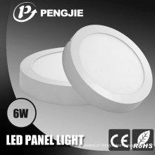 Luz de painel da superfície do diodo emissor de luz 6W para interno com CE (PJ4036)