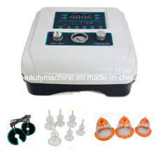 Увеличение груди Усилитель Электрический увеличение груди насос вакуум терапия машина массажер с присосками