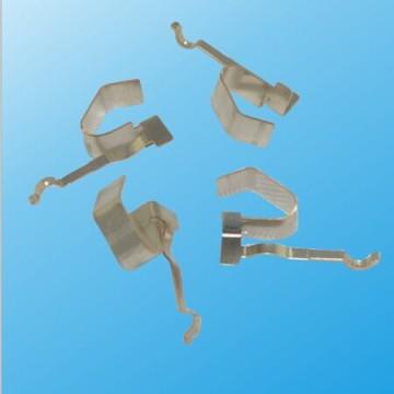 Peças elétricas de latão feitas sob medida como por desenho do cliente (HS-BE-021)