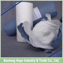 Rolo de algodão respirável médica enrolado com papel ofício