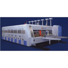 Carton Printing and Slotting Die Cutting With Staker Machine (GYMK-1600*2800)
