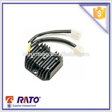 2015 new design 8 poles short-out regulator for six wires CH125 Motorcycle Voltage Regulator
