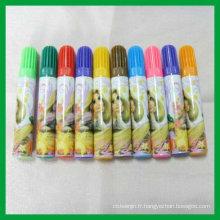 Utilisez non-toxique Mini eau couleur stylo pour les enfants