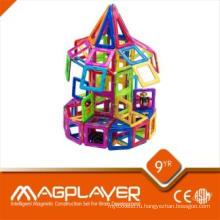 DIY образования головоломки магнитных людей игрушки экологически чистых