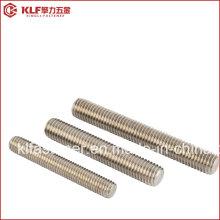 Нержавеющая сталь B8 B8m Болт шпильки / Резьбовой стержень DIN976 / DIN975