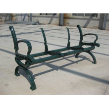 OEM Aluminum Alloy Die Castings for Park and Street Bench Arc-D681