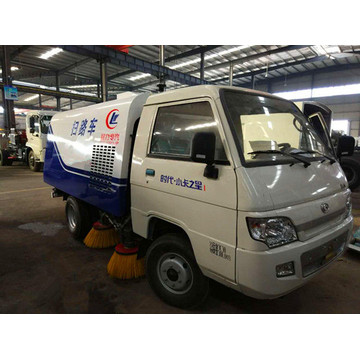 Futon shidai Road sweeper truck