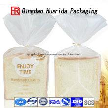 Embalaje de pan transparente de grado superior Embalaje de empaquetado de comida horneada