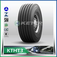 bon marché pneumatiques de remorque du pneu 295 / 75R22.5 285 / 75R24.5 de pneu sans air