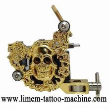 Le pistolet de tatouage de machine de tatouage fait main de cuivre de machine de Luo