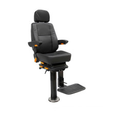 ferry vessel ship captain chair boat seats with rotating 360 degrees
