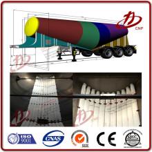 Polyester gewebte Art Airslide Pneumatik Schlauch Luftschlauch